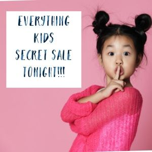 Other - ❤️Kids Secret Sale❤️
